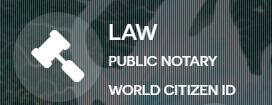Bitnation law