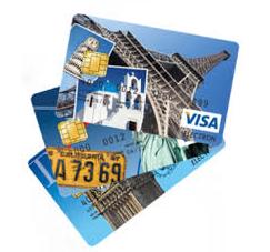Bitplastic cards