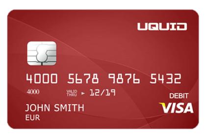 Uquid card